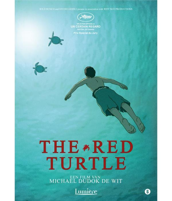 Lumière THE RED TURTLE - SPECIAL EDITION