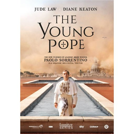 Lumière Series THE YOUNG POPE   DVD