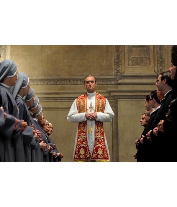 Lumière Series THE YOUNG POPE (blu-ray)