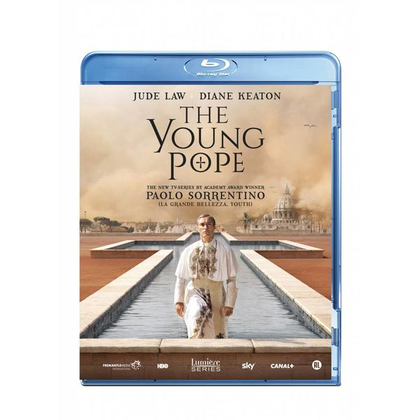 THE YOUNG POPE (bluray)