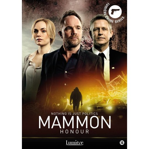Lumière Crime Series MAMMON - HONOUR   DVD