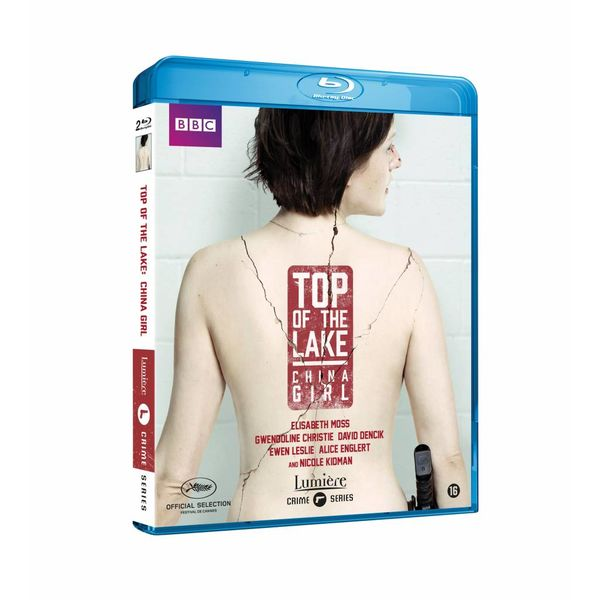 Top of the Lake: China Girl (Blu Ray)