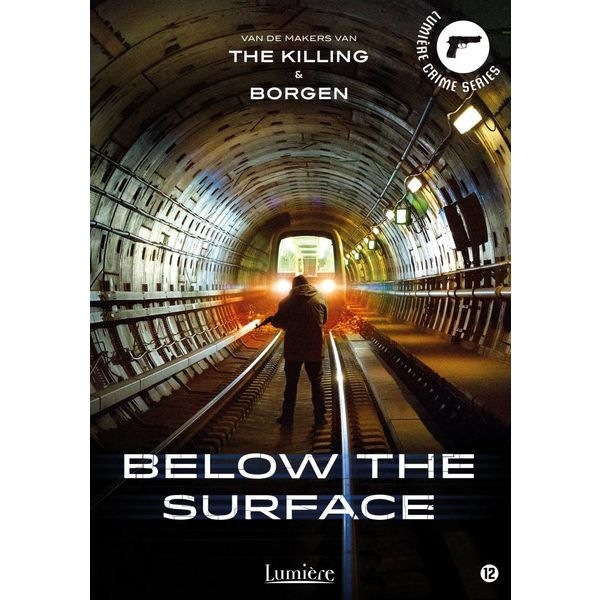 Below The Surface | DVD