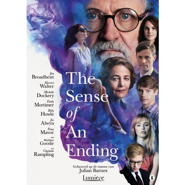 SENSE OF AN ENDING DVD