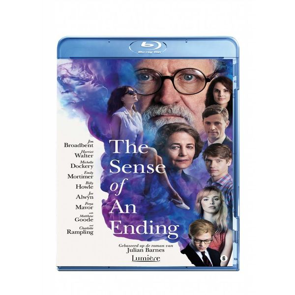SENSE OF AN ENDING (BLU RAY)