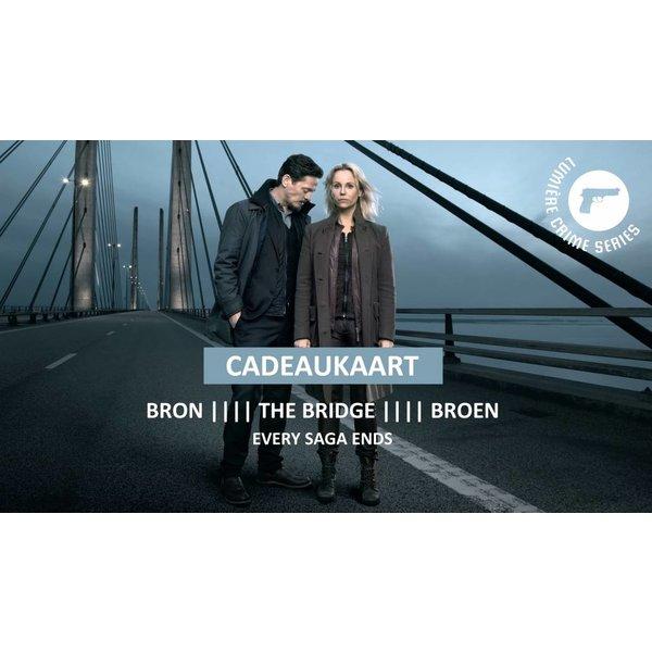 THE BRIDGE Seizoen 4 - cadeaubon