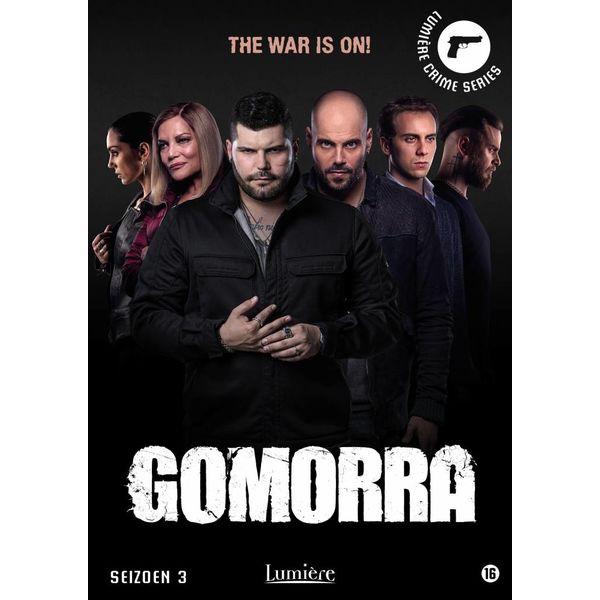 GOMORRA - SEIZOEN 3 DVD