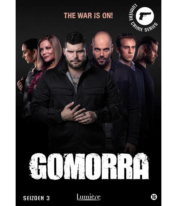 Lumière Crime Series GOMORRA - SEIZOEN 3 DVD