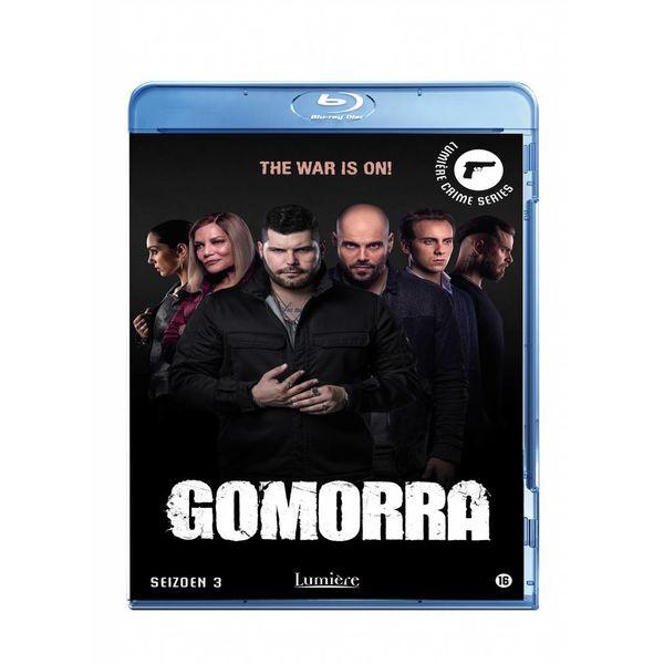 GOMORRA - SEIZOEN 3  Blu Ray