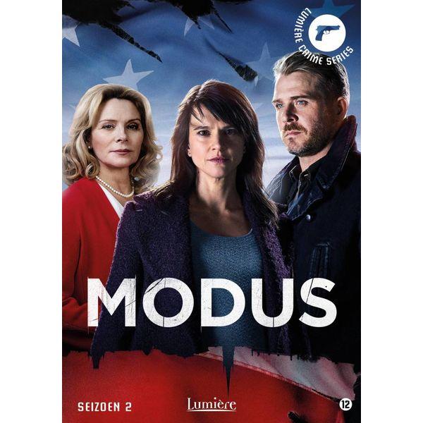 MODUS SEIZOEN 2