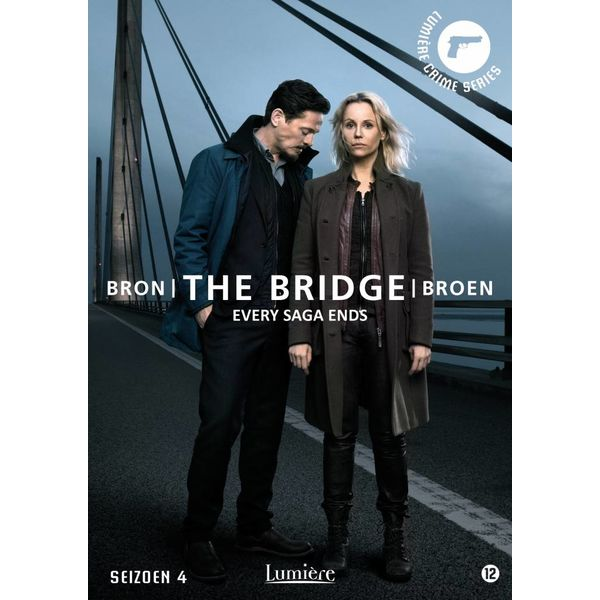 THE BRIDGE Seizoen 4 | DVD
