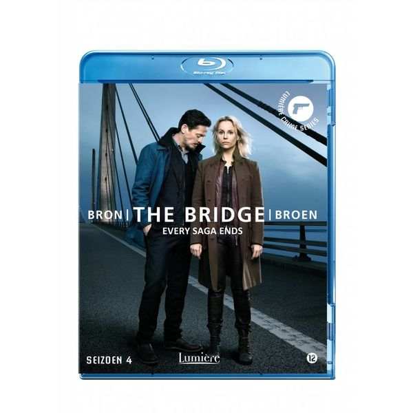 THE BRIDGE Seizoen 4 - Blu Ray