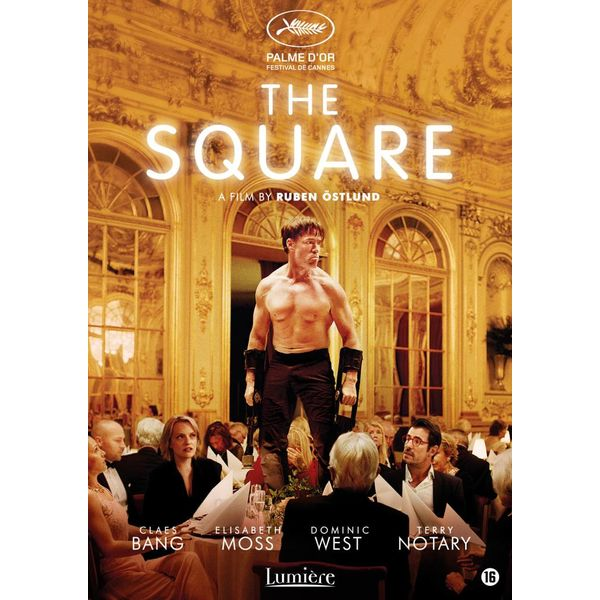 THE SQUARE | DVD
