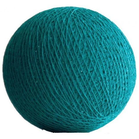 Cotton Ball Turquoise