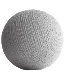 Cotton Ball Pale Grey