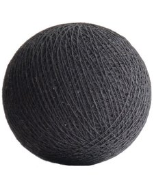 Cotton Ball Charcoal Grey