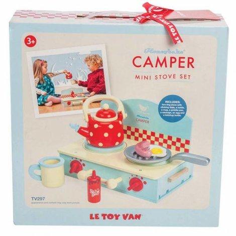 Camper Mini Stove Set