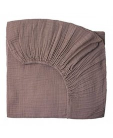 Fitted Sheet L Dusty Pink