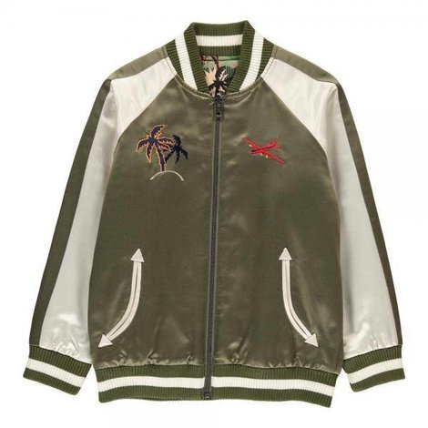 Eastwood Bomber Jacket
