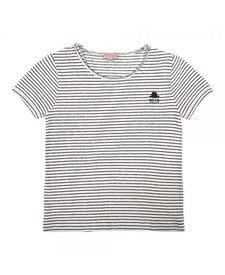 T-Shirt Rayure Hello