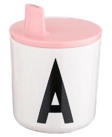 Drink Lid Pink