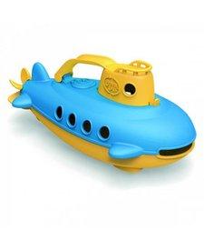 Onderzeeboot Blauw Handvat