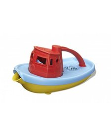 Sleepboot Rood Handvat