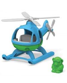 Helikopter Blauwe Bovenkant