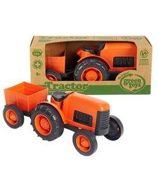 Tractor Oranje