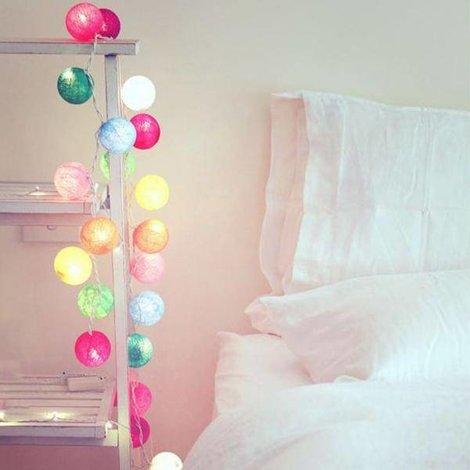 Cotton Ball Flash Pink