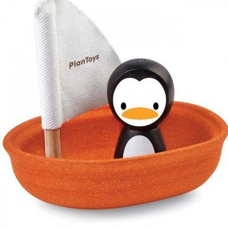 Pinguïn Zeilboot