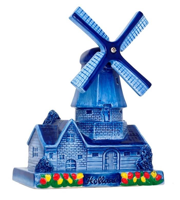 Blauwe Keuken Delft : Delfts Blauwe Stelling molen Hollandse Souvenirs (online shop