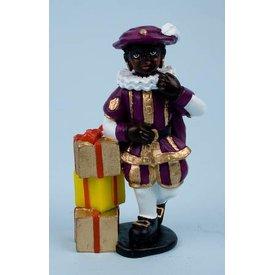 Zwarte Piet bij Pakjes