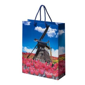 Hollandse Souvenirs Geschenktasje 3D print Holland
