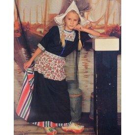 Hollandse Souvenirs Klederdracht Volendam meisjes
