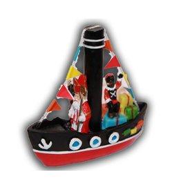 Hollandse Souvenirs Stoomboot Sinterklaas