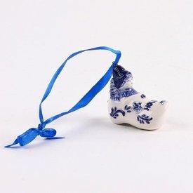 Hollandse Souvenirs Delfts blauwe kerstdecoratie