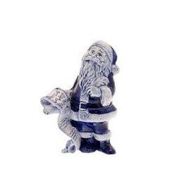 Delfts blauwe Kerstbeelden