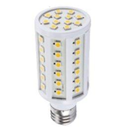 QUALEDY LED E27-Corn - 9 Watt - 3000K