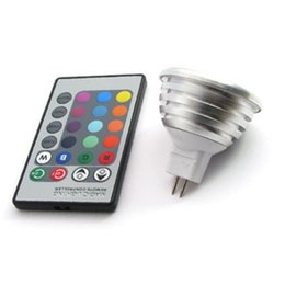 QUALEDY LED GU5.3-Spot - RGB - 3W - incl. AB