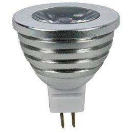 QUALEDY® LED GU5.3-Spot - RGB - 3W