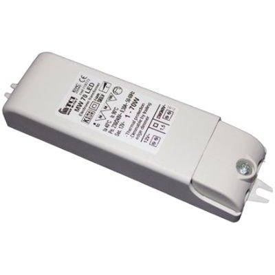 QUALEDY® LED Trafo 2,5-50W - Dimbaar