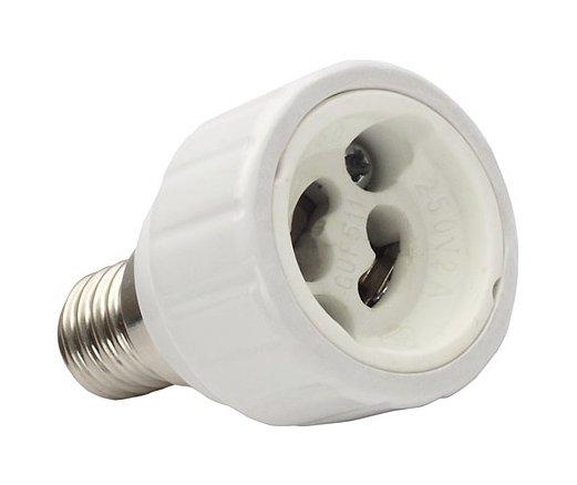 Verloopfitting e14 gu10 mijnduurzaamrendement arnhem - Douille lampe de chevet ...