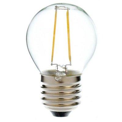 QUALEDY® LED E27-Filament lamp - 2,5W - 2700K