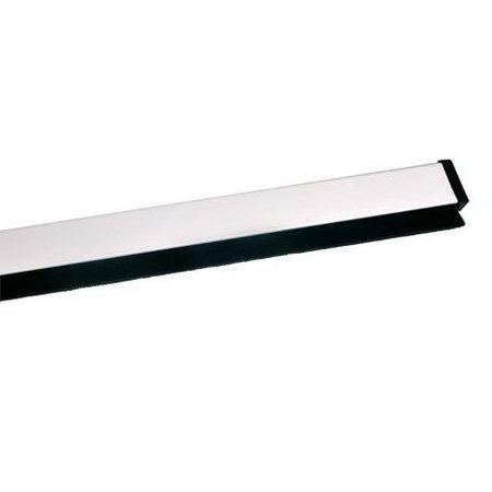 Deurborstel automatisch veersysteem, zelfklevend - wit - 1m