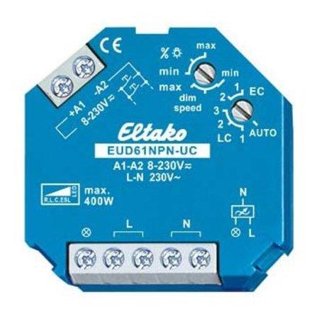 Eltako Universele inbouwdimmer Eltako - LED 100W - overig 400W