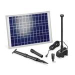 Solar Powered Vijverpomp met zonnepaneel