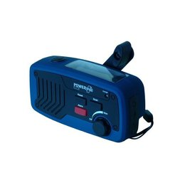 Powerplus Radio | Zaklamp | Powerbank | batterijen-lader | Alarm