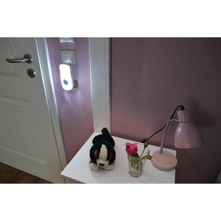 Brennenstuhl Veiligheidsspot Nachtlamp Noodverlichting met LED en Pir sensor
