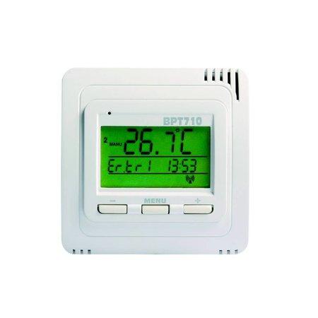 Bock Thermostats BPT001 Micro relais voor het schakelen van infrarood panelen.